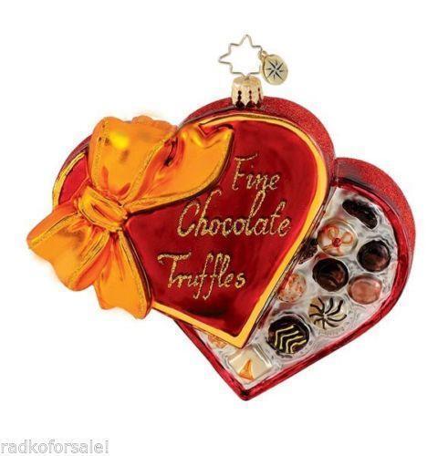 Radko Heart Ornament EBay