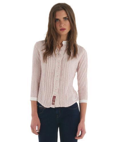 Denim Length 3 Woman 4 Shirt Sleeved