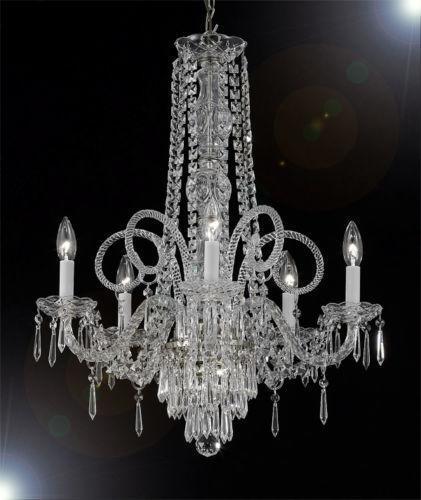 Murano Venetian Crystal Chandelier EBay