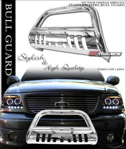 Aries Chevrolet Silverado Push Bars
