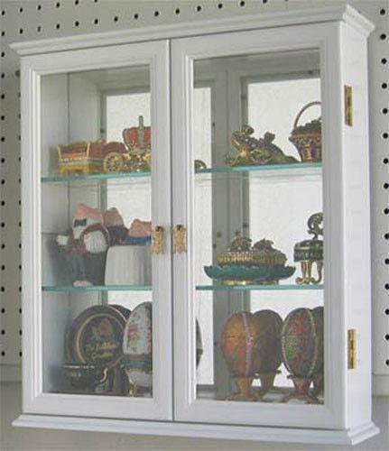 Knick Knack Wall Mounted Cabinet
