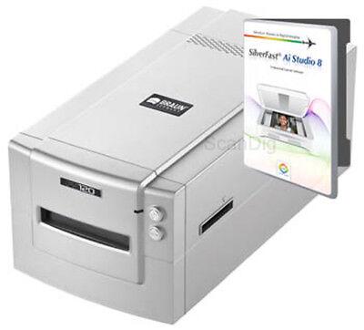 Braun FS 120 + SilverFast Ai Studio Mittelformat-Scanner (1306)