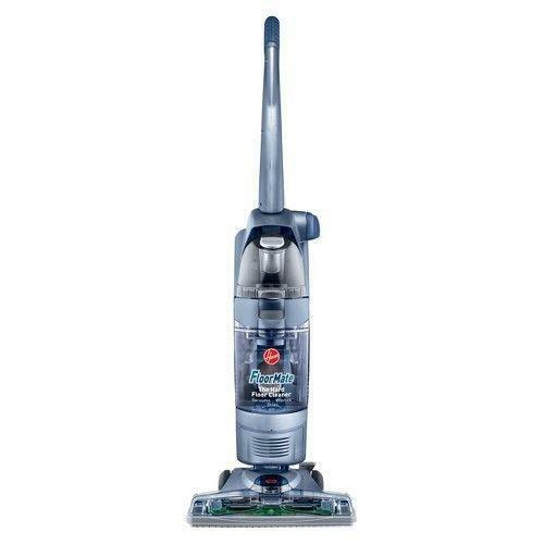 And One Scrubber Mop