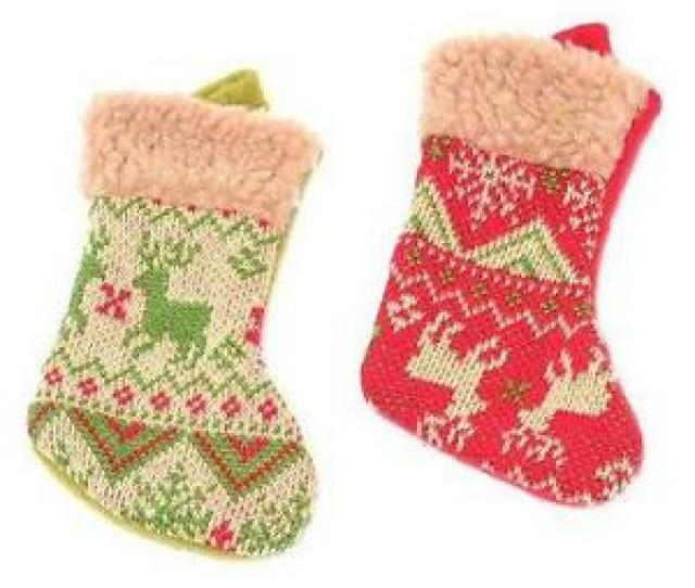 Small Christmas Stockings