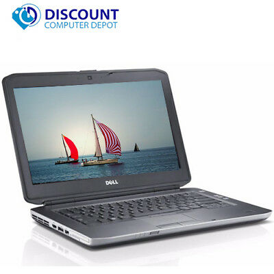 Dell Latitude Windows 10 Laptop Notebook PC i5-2nd Gen 4GB DVD WIFI HDMI