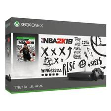 Xbox One X 1TB NBA 2K19 Bundle - Digital download of NBA 2K19 included -...