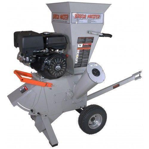 Gas Chipper Shredder