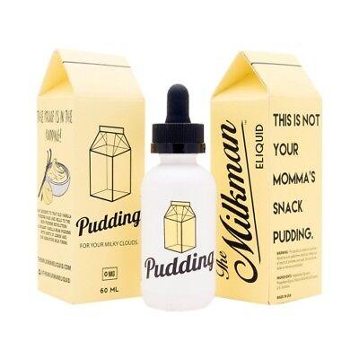 The Milkman Pudding Liquid