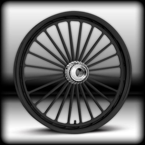 Glide Front Spoke Wheel 21 Dna Harley Inch Street