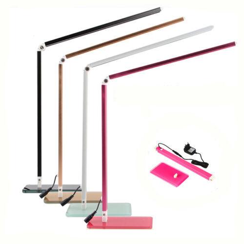 48SMDs LED Bürolampe Schreibtischlampe Schreibtischleuchte Tischlampe Dimmbar 02