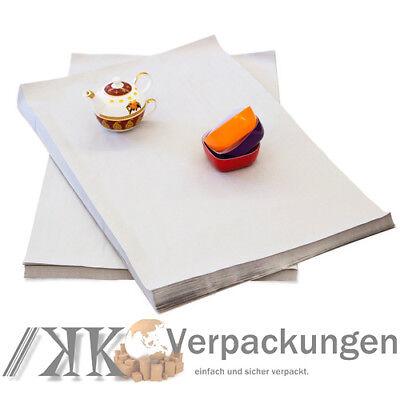 Packpapier Seidenpapier Packseide 500 x 760 mm - Farbe  Hellgrau