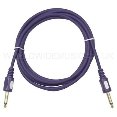 DAP Professional Quality Guitar Lead Cable with Straight Jack Plugs 10 Metres