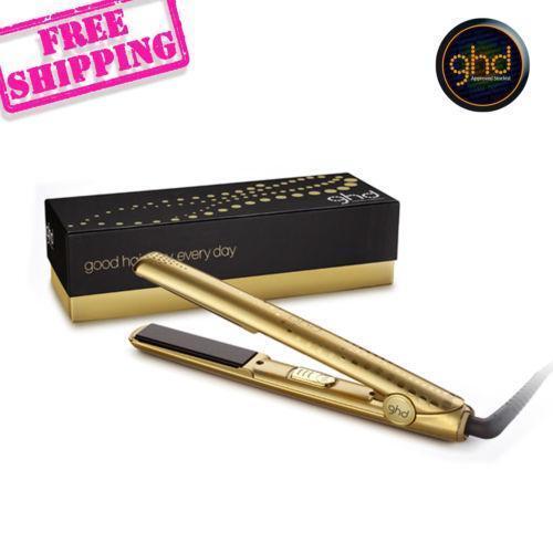 GHD Straightener Gold EBay