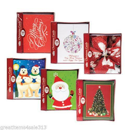 Christmas Cards Lot EBay