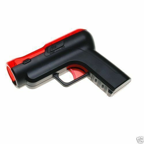 Playstation 3 Move Adapter Light Gun Pistole Lightgun Shooter Waffe für PS3 PS 3