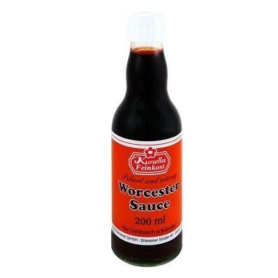 (1,00€/100ml) Kunella Worcester Sauce (200 ml)