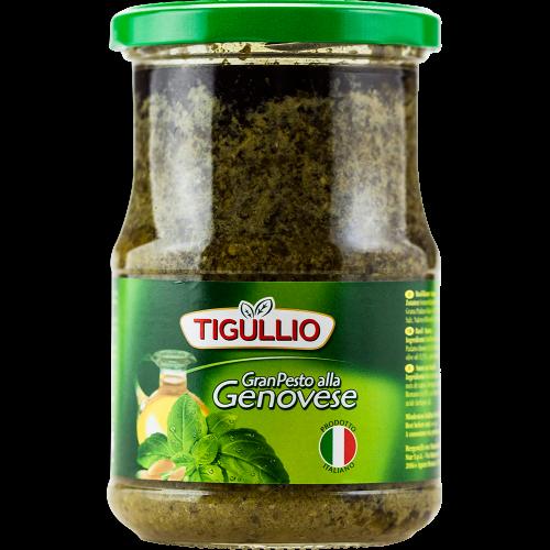 Star Tigullio GranPesto Pesto alla Genovese mit Basilikum 500 g Sauce Soße