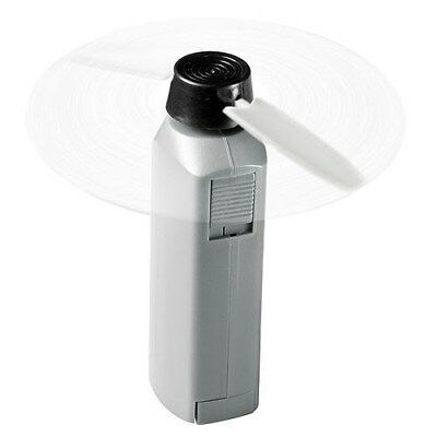 Handventilator   Büroventilator   Taschenventilator   inkl. 2x AAA Batterien