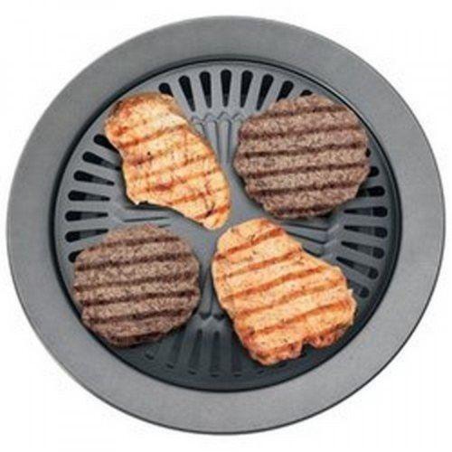 Steel Smokeless Gotham Grill Electric
