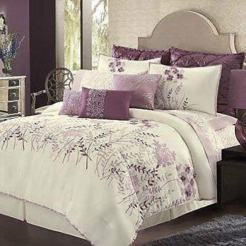 Quilt King Lavender Size