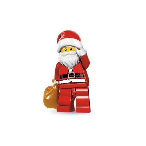 Lego Santa Claus EBay