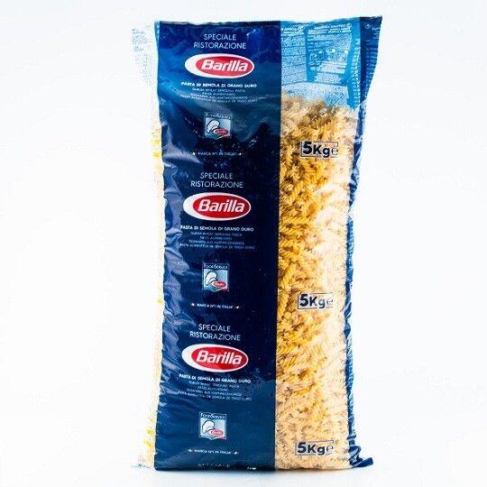 Pasta Barilla Fusilli Ristorante Nr. 98 italienisch Nudeln 5 kg pack