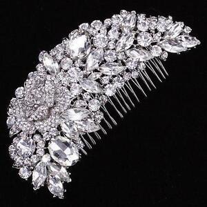 Diamante Hair Clips EBay