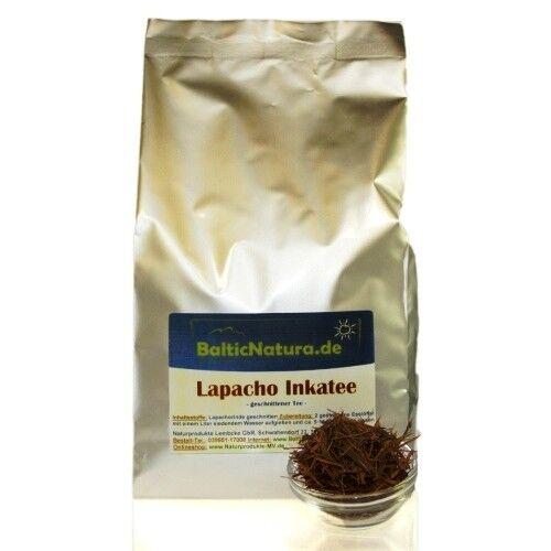 1kg Lapacho Inka-Tee geschnitten - geprüfte Qualität Lapachorinde Lapachotee
