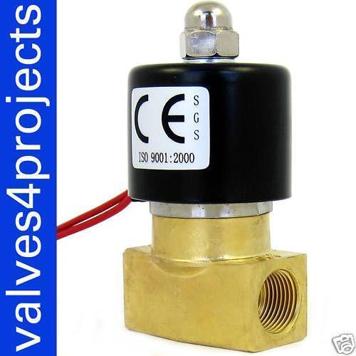 Air Volt Electric 2 Valve 1 12 Inch