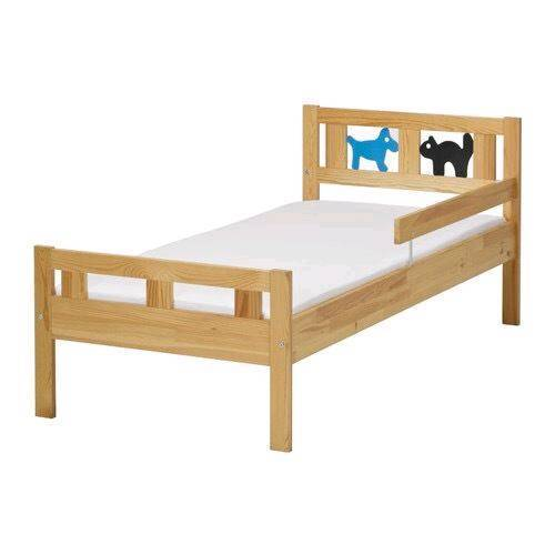 Ikea Toddler Bed With Mattress