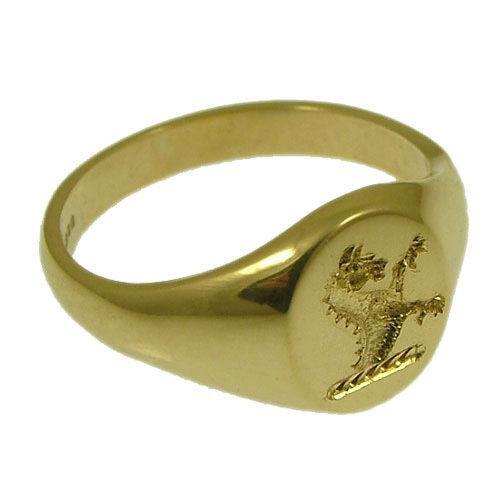 375 Gold Ring EBay
