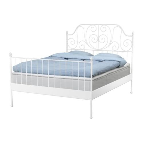 Ikea Double Bed Free Mattress Delivery