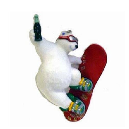 Hallmark Polar Bear Ornament EBay