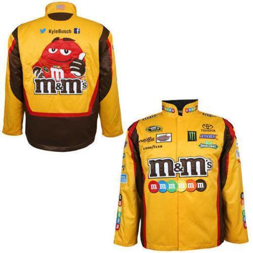 Kyle Busch Jacket: Racing-NASCAR   eBay