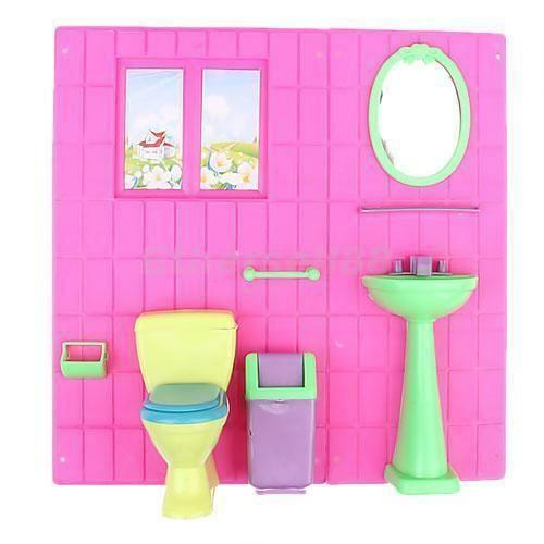Barbie Bathroom EBay