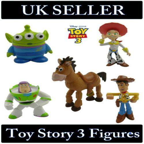 Buttercup 3 Figure Story Toy