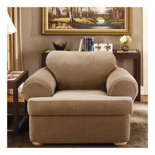 2 Piece Stretch Sofa Slipcovers