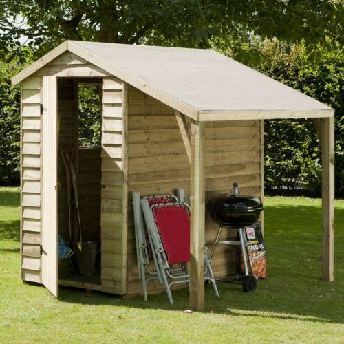 Easy Fit Garden Shed