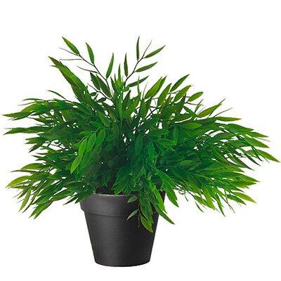 IKEA FEJKA Topfpflanze, künstlich, Kunstpflanze, Kunstblume Zimmerbambus Bambus