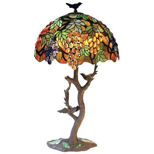 Tiffany Lamp Grapes EBay