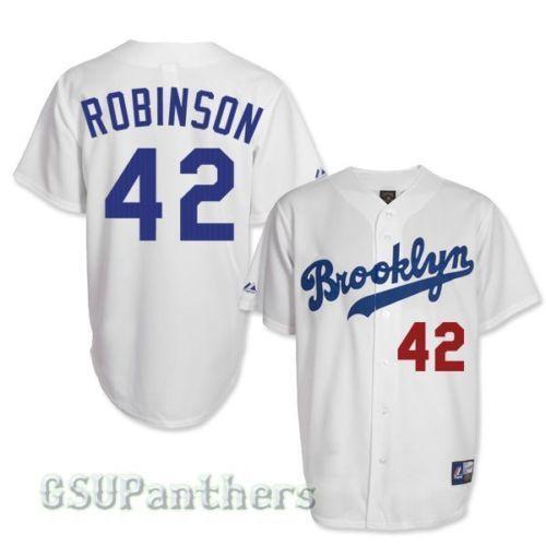 Vintage Jackie Robinson Jersey