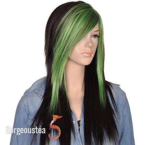 Emo Wig EBay