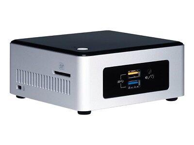 Intel Nuc Mini PC 2,16 GHz - 120GB SSD - 4GB - USB 3.0 - Büro Office - Win10