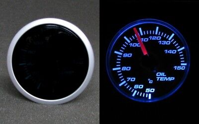 Öl Temperatur Anzeige Öltemperaturanzeige Instrument SMOKE LINE inkl. Sensor 150