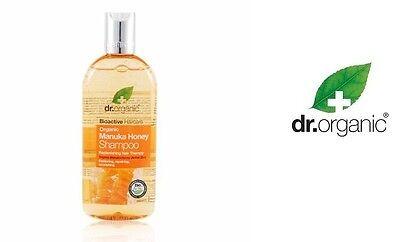 Dr. Organic - Organic Manuka Honey Shampoo - 265 ml  (Manukahonig)