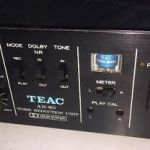 Vintage TEAC AN-60 NOISE REDUCTION UNIT Dolby System AN60