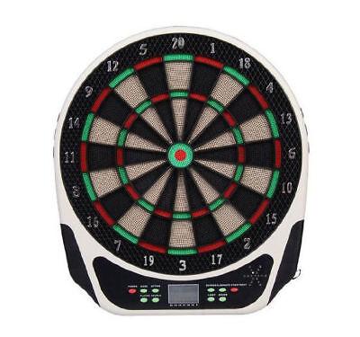 Dartscheibe Elektronisch Dartboard Dart Dartspiel 6 Dartpfeile 8 Spieler