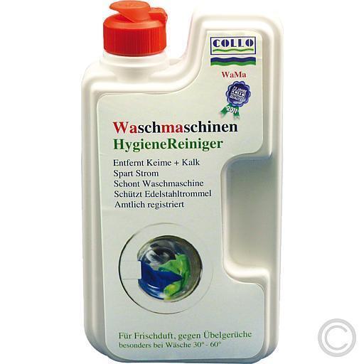 Collo WAMA Waschmaschinen Reiniger 250ml Waschmaschinenreiniger Desinfizieren