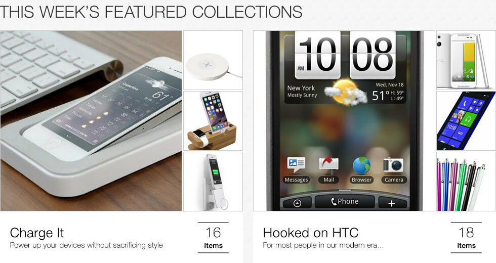 Charge It | Hooked on HTC