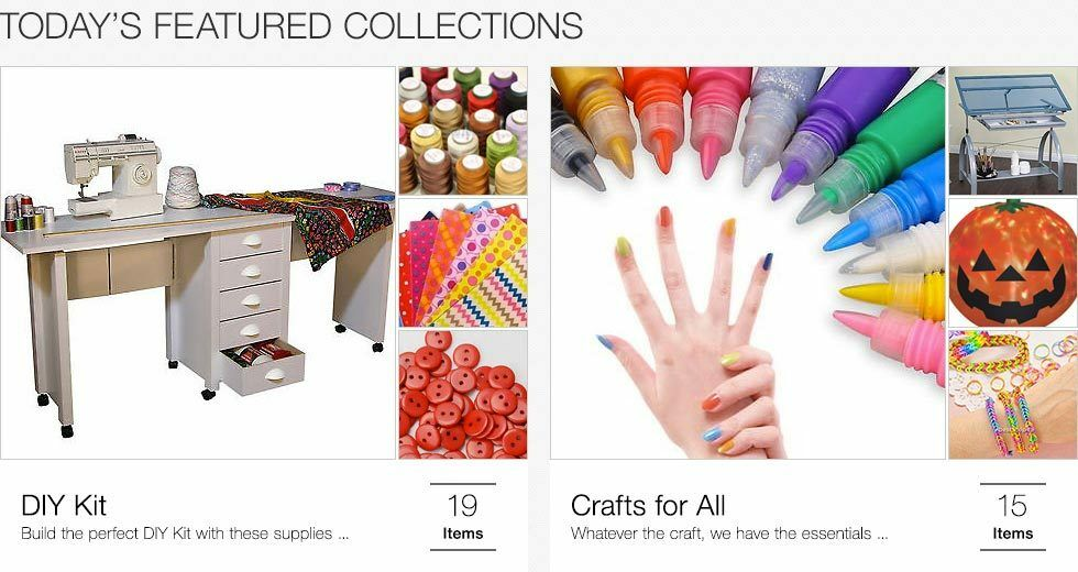 Featured Collections | DIY Kit | Crafts for All